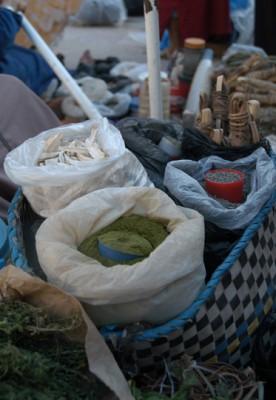 モロッコの市場(スーク)_s